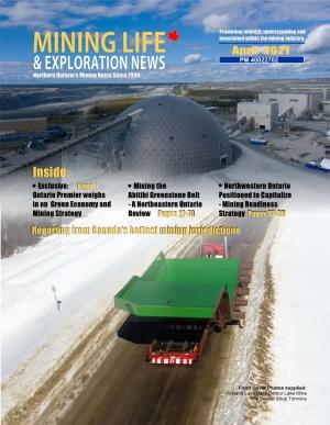 Mining Life magazine